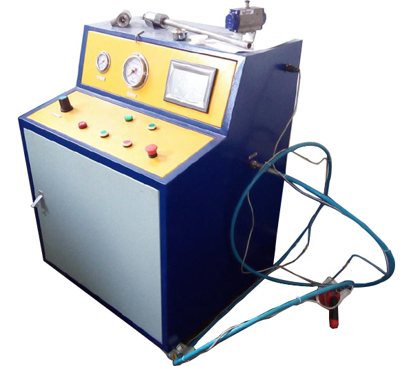 胀杆式高压胀管机